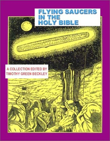 9781892062468: Flying Saucers in the Holy Bible