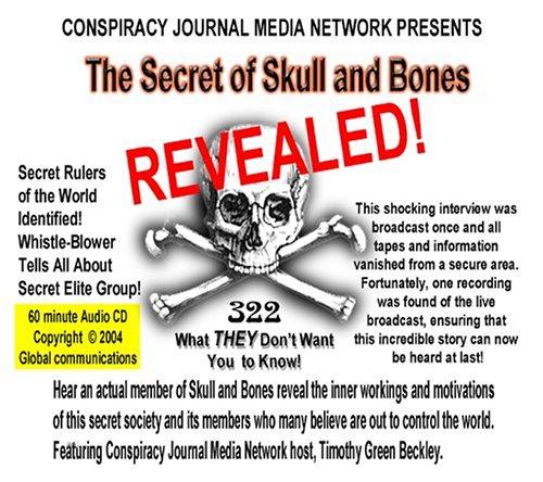 9781892062802: Secrets of Skull and Bones Revealed