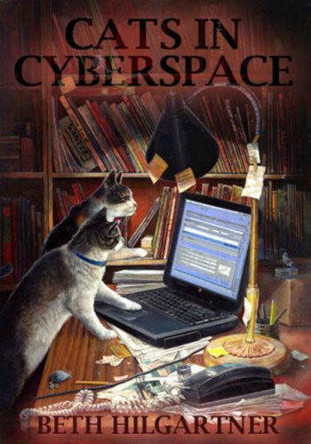 9781892065445: Cats In Cyberspace
