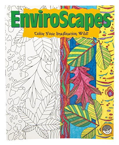 Enviroscapes: Color Your Imagination Wild