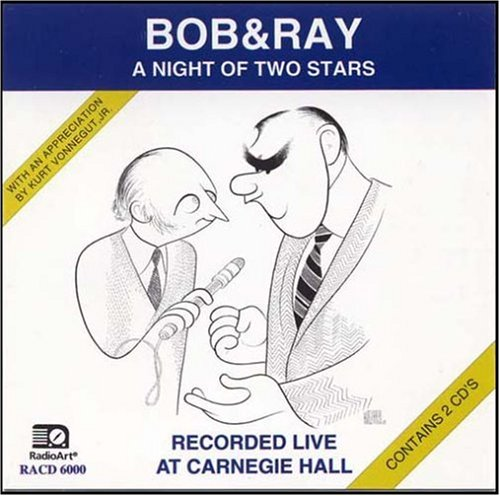 Bob Ray: A Night Of Two Stars (Two Compact Discs--2 Hours)