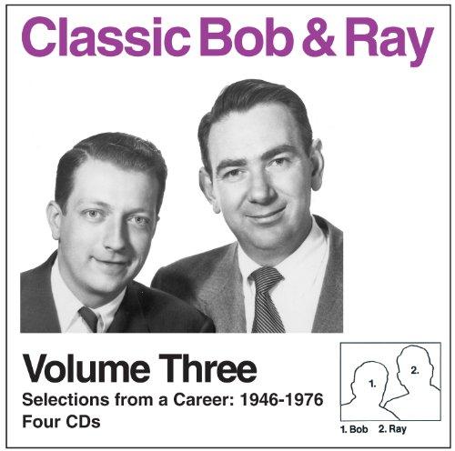 9781892091314: Classic Bob & Ray, Volume 3