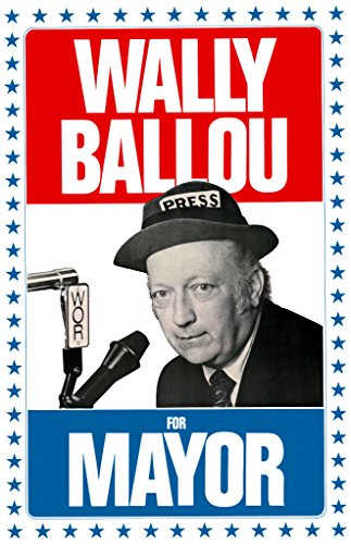 9781892091833: Wally Ballou for Mayor Poster 8 x 10