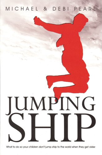 9781892112989: Jumping Ship: What to do so your children don't jump ship to the world when they get older