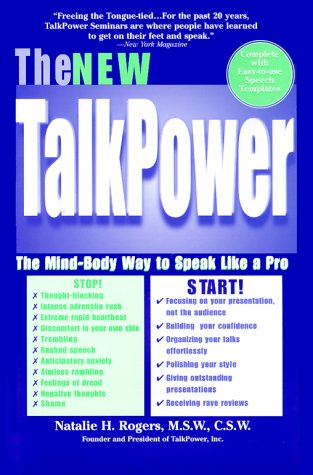 The New Talkpower : A Pain Clinic: Natalie H. Rogers