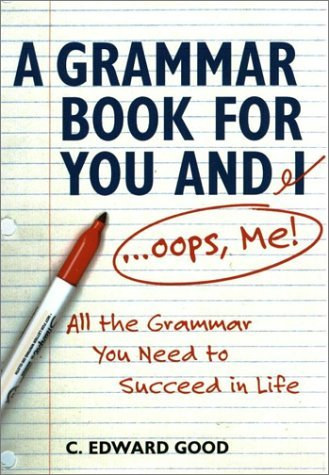 9781892123237: Grammar Book for You And I (Oops Me): All the Grammar You Need to Succeed in Life (Capital Ideas)