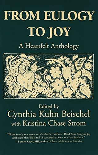9781892123411: From Eulogy to Joy: A Heartfelt Anthology (Capital Cares)