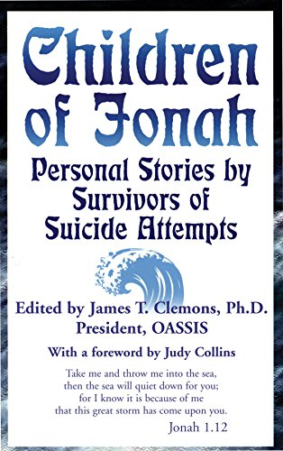 9781892123541: Children of Jonah: Personal Stories by Survivors of Suicide Attempts (Capital Cares)