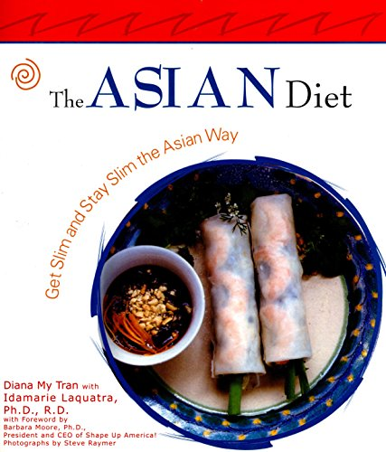 9781892123800: The Asian Diet: Get Slim and Stay Slim the Asian Way (Capital Lifestyles)
