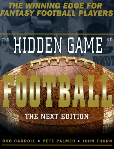 9781892129017: The Hidden Game of Football