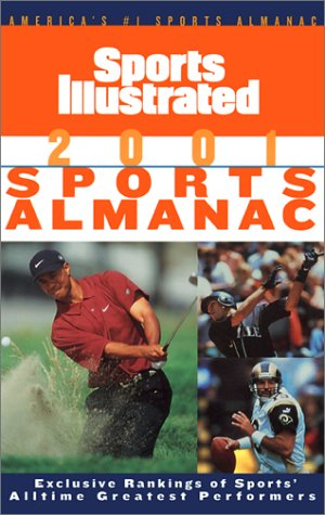 Sports Illustrated Sports Almanac (Sports Illustrated Almanac) 9781892129451 Provides a comprehensive survey of current and historical outcomes, awards, statistics, and records complemented by anecdotes, memorable