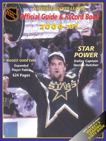 The National Hockey League Official Guide and Record Book 2000-01