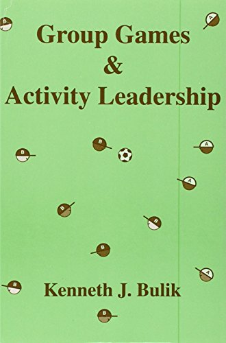 9781892132178: Group Games & Activity Leadership