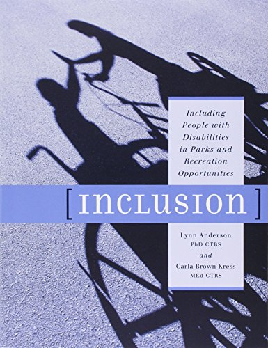9781892132338: Inclusion: Including People With Disabilities in Parks and Recreation Opportunities