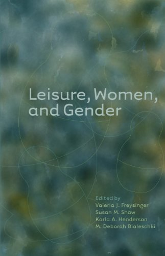 9781892132987: Leisure, Women, and Gender