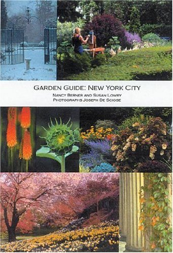 9781892145208: Garden Guide: New York City (Garden Guides)