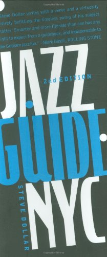 9781892145437: Jazz Guide, New York City, 2nd Edition