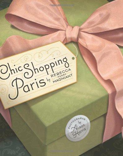 9781892145574: Chic Shopping Paris