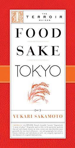 Food Sake Tokyo (Terroir Guides): Sakamoto, Yukari
