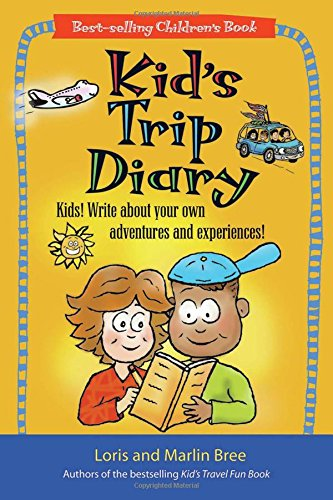 9781892147141: Kid's Trip Diary: Kids! Write About Your Own