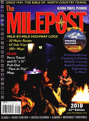 9781892154279: The Milepost 2010: Alaska Travel Planner