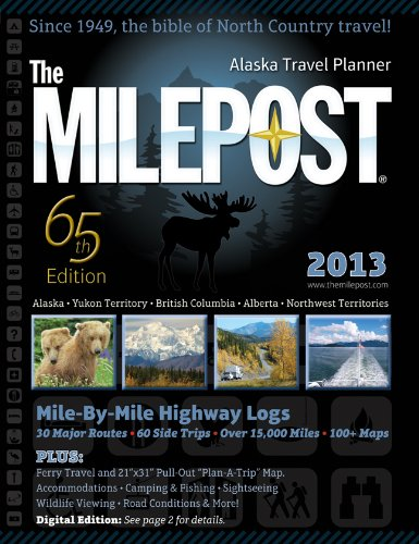 9781892154309: The Milepost 2013