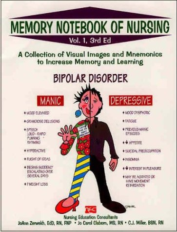 1: Memory Notebook of Nursing: Joann Graham Zerwekh