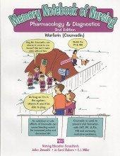 Memory Notebook of Nursing: Pharmacology & Diagnostics: Zerwekh, Joann, Claborn,