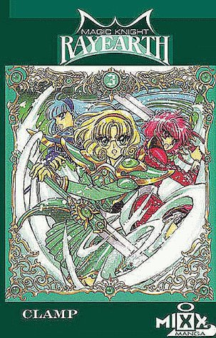 9781892213167: Magic Knight Rayearth, Vol. 3