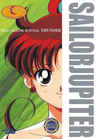 Meet Sailor Jupiter- Thunder