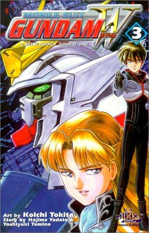 9781892213600: 3: Mobile Suit Gundam Wing