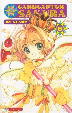 9781892213747: Cardcaptor Sakura, Book 6