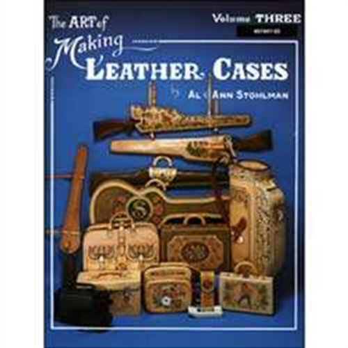 9781892214928: The Art of Making Leather Cases, Vol. 3
