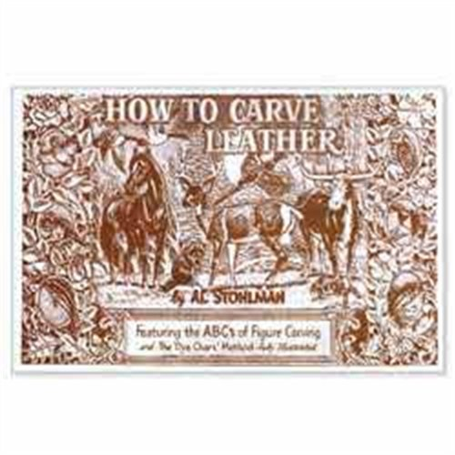 How To Carve Leather: Al Stohlman