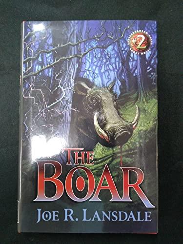 9781892284037: The Boar (Subterranean Press Short Novel)