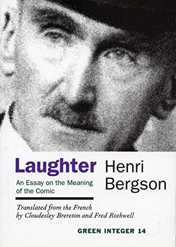 9781892295026: Laughter (Green Integer Books)