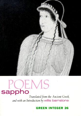 Sappho - Poems, A New Version: Sappho
