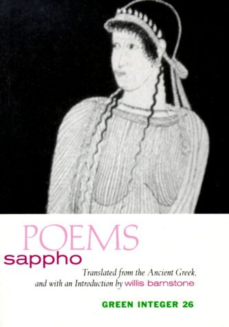 9781892295132: Sappho - Poems, A New Version