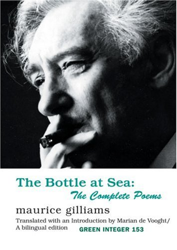 9781892295385: The Bottle at Sea: The Complete Poems (Green Integer)