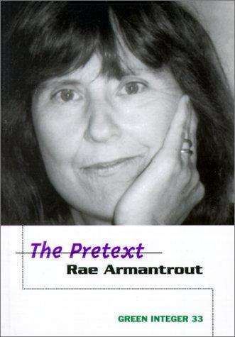 9781892295392: The Pretext (Green Integer)