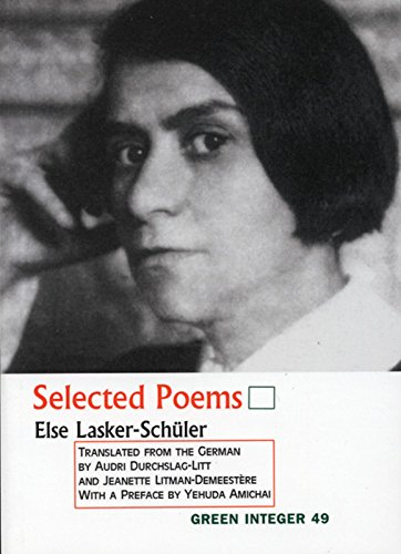 9781892295866: Selected Poems (Green Integer: 104)