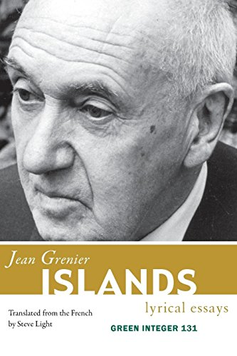 9781892295958: Islands and Other Essays (Green Integer)