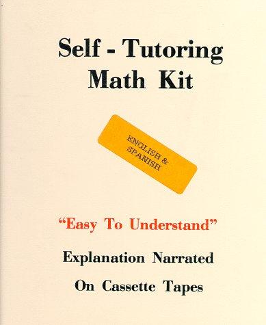 9781892302007: Self-Tutoring Math Kit