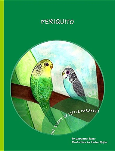 9781892306463: Periquito: The Story of Little Parakeet (Spanish Edition)