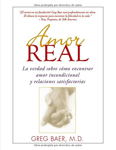 9781892319326: Amor Real (Spanish Edition)