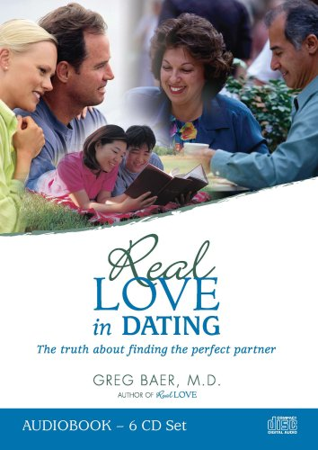 9781892319333: Real Love in Dating - The Truth about Finding the Perfect Partner, Audiobook 6 CD set