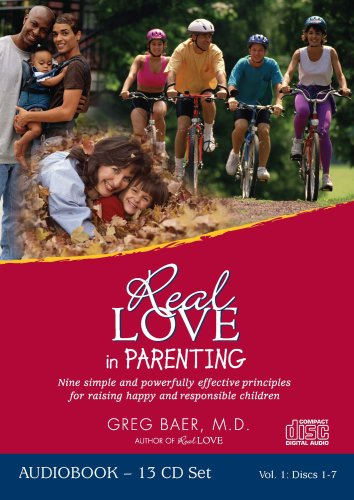 9781892319357: Real Love in Parenting, Nine simple and powerfully effective principles for raising happy and responsible children(2 Vol.Set)