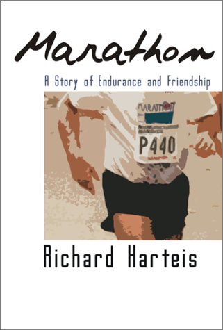 Marathon -- signed by author: Harteis, Richard