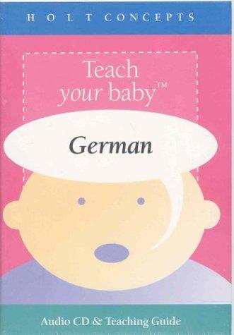 9781892340054: Teach Your Baby German (German Edition)
