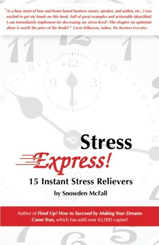 9781892372024: Stress Express!: 15 Instant Stress Relievers